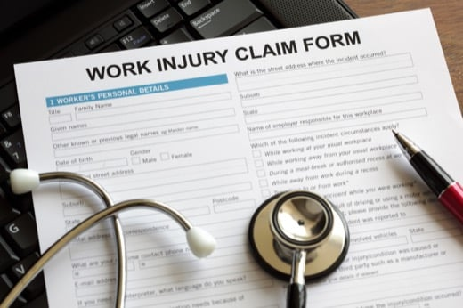 work injury claim lawyer in Charlotte NC