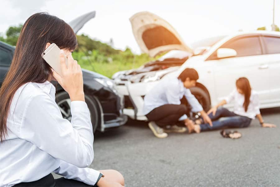 Common Rear-end Car Accident Injuries Augusta, GA