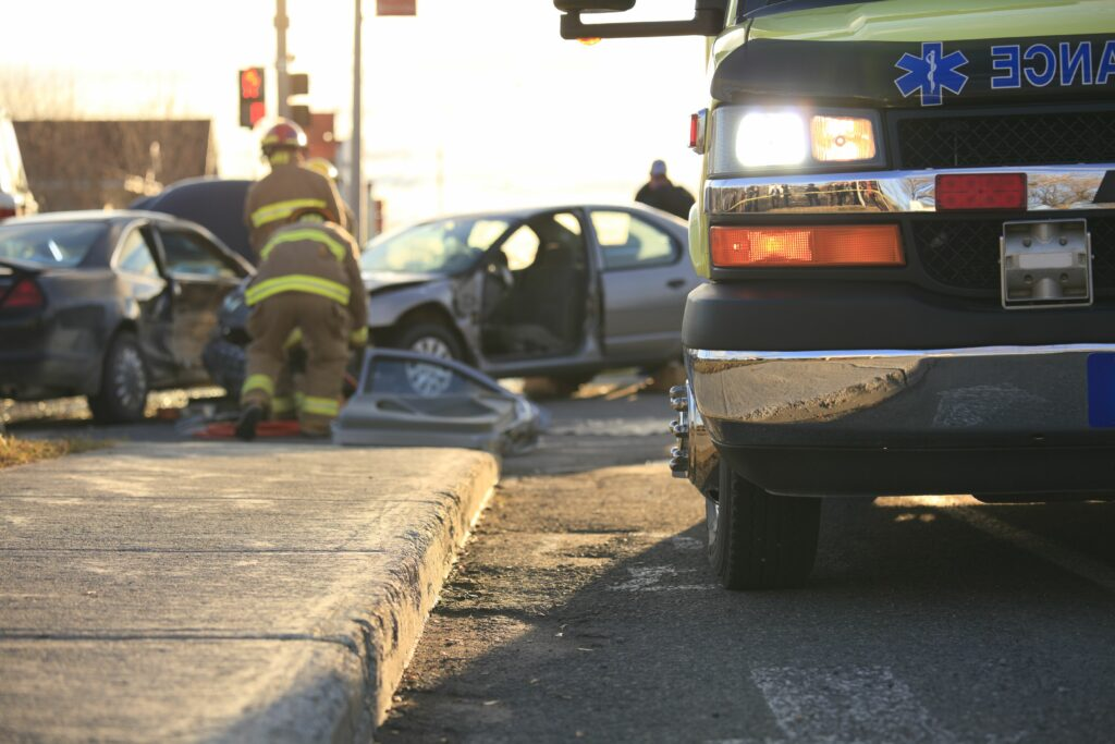 how does an augusta auto accident lawyer prove fault in a t-bone accident
