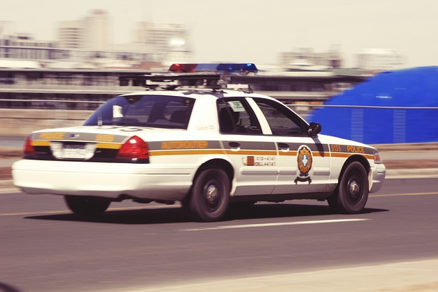 what do i do if hurt in an auto accident with the police in augusta georgia