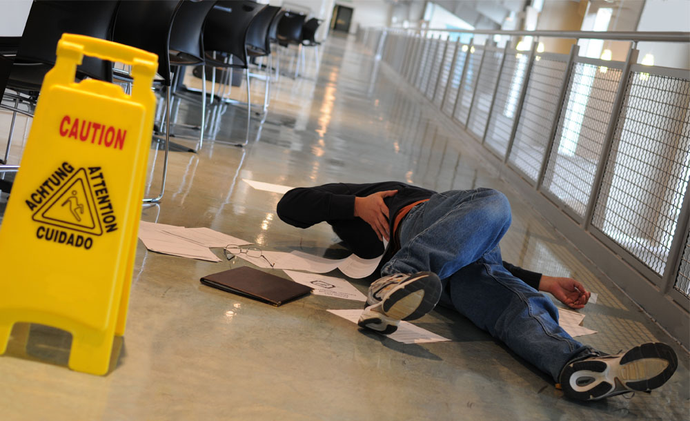 Could You Have a Winning Slip and Fall Case