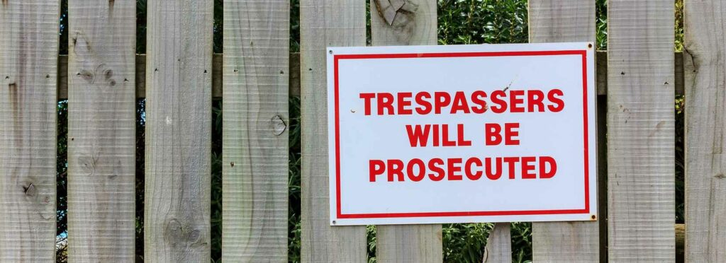 sue-for-personal-injury-if-i-was trespassing