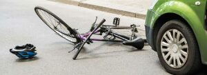 What happens if I am involved in a bicycle accident in Charlotte, NC?