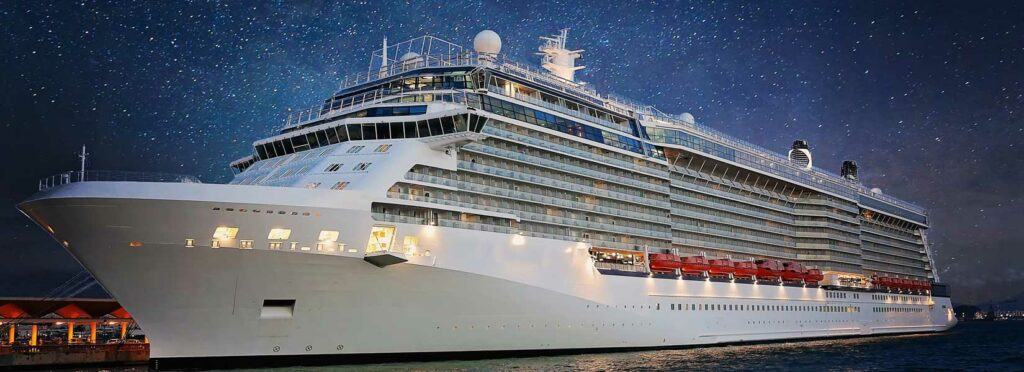 Image of a cruise line