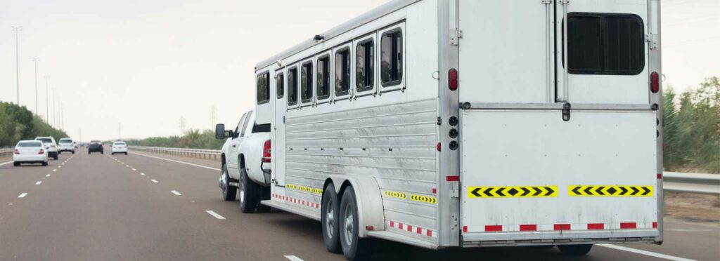 Picture of a Horse Trailer