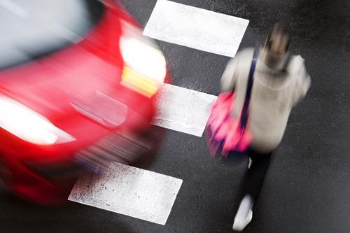 can a Pedestrian be Held Liable for a car accident in Georgia?