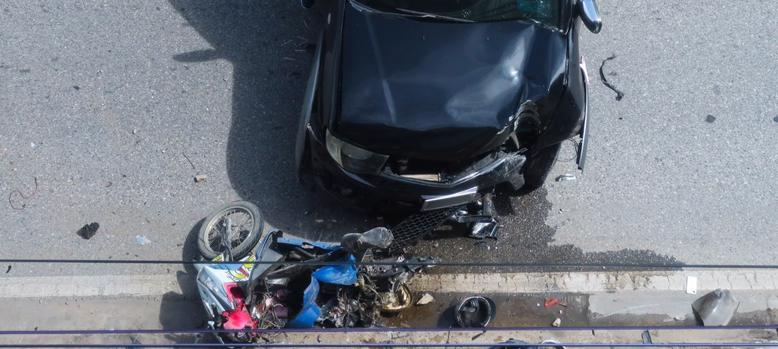 Motorcycle hit by car, Fort Mill driver faces DUI charge