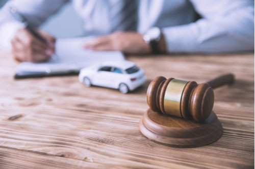 Wilmington rollover accident lawyer filing claim